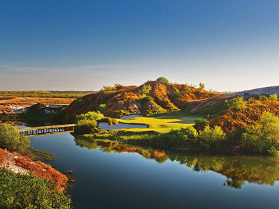 Streamsong Golf - Blue Course, Hole #7