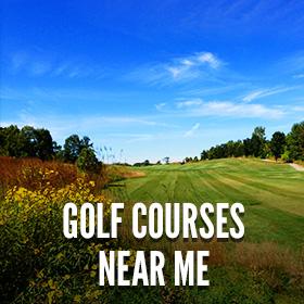 Golf Courses Near Me