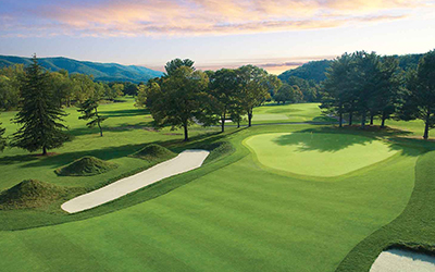 The Old White TPC at the Greenbrier Golf