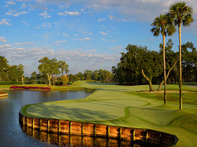 THE PLAYERS Stadium Course at TPC Sawgrass, Holes - 16, 17, 18