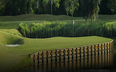 TPC Sawgrass - Dye's Valley Golf