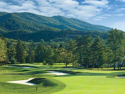 The Old White TPC at the Greenbrier