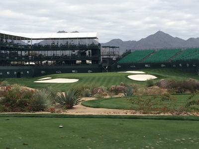 The Stadium Course at TPC Scottsdale, Hole #16