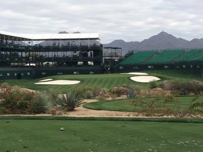 The Stadium Course at TPC Scottsdale, Hole #16
