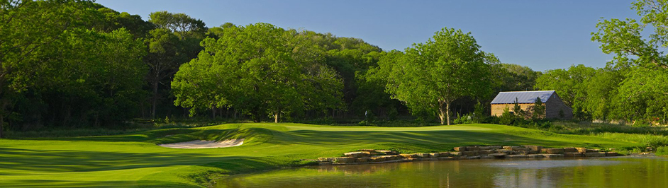 Best Golf Courses In Texas