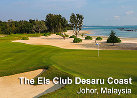 The Els Desaru Coast - Ocean Course