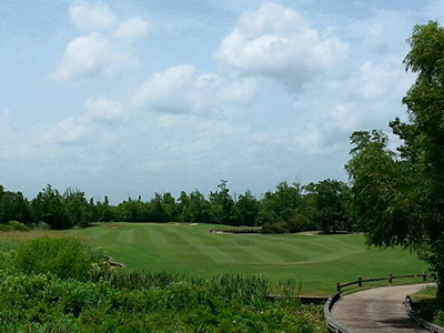 The Bridges Golf Club at Hollywood Casino