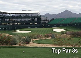 Best Par 3 Holes in Golf