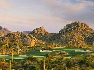 Troon North Golf Club - Pinnacle Course