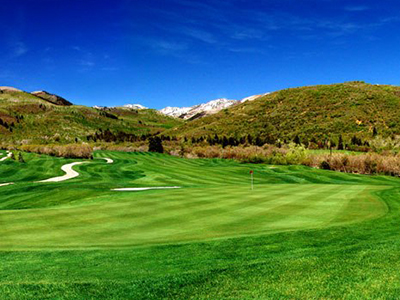 Wasatch Mountain State Park Golf Course