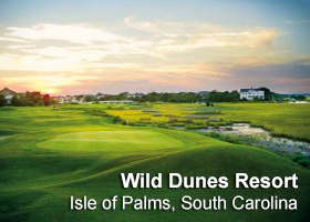 Wild Dunes Golf Resort