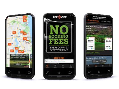 TeeOff by PGA TOUR Mobile App