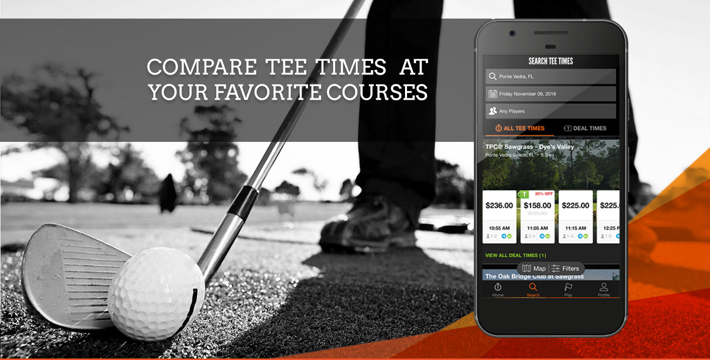 Compare Golf Tee Times