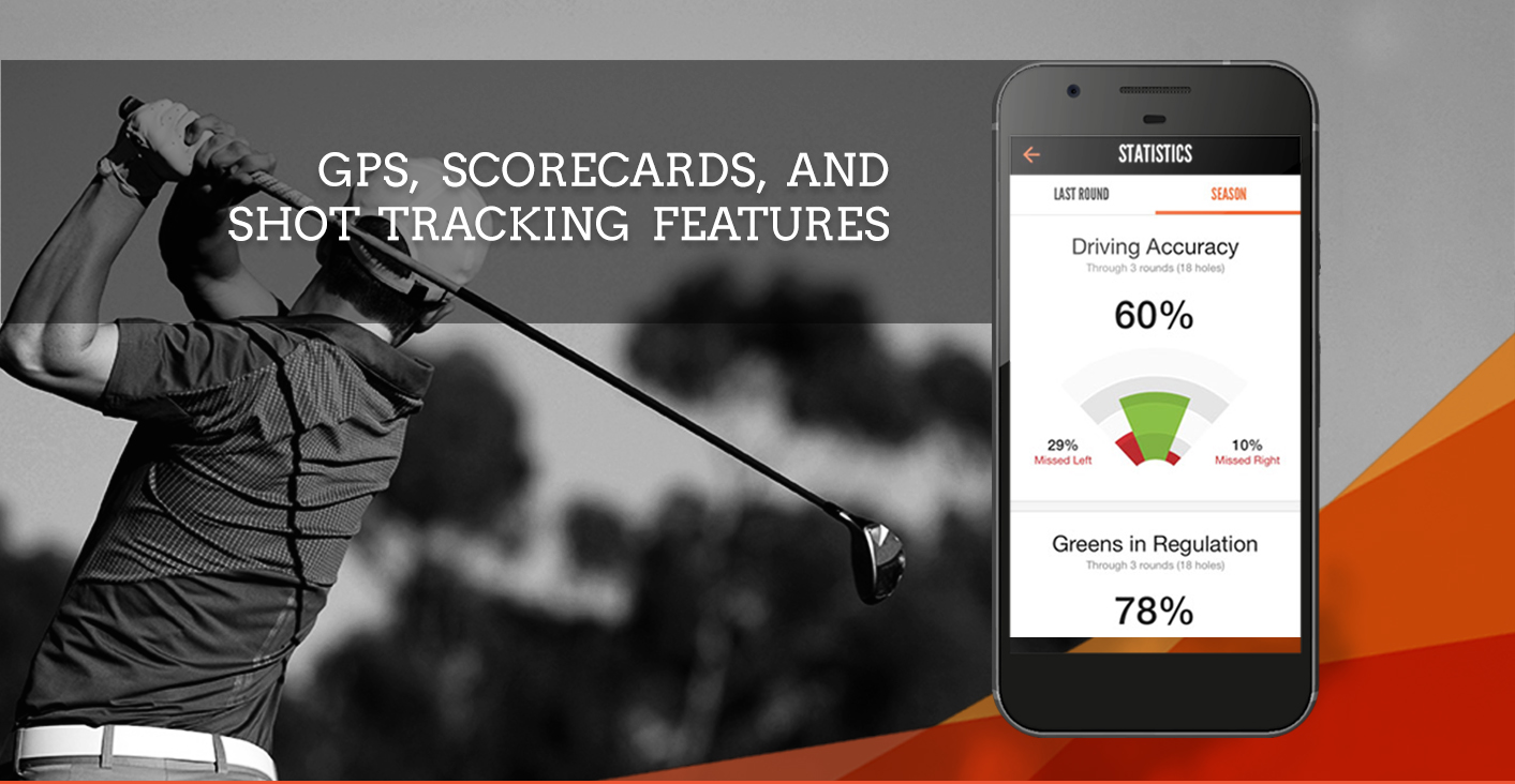 GPS, Scorecards and Shot Tracking