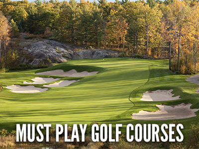 TeeOff Must Play Golf Courses
