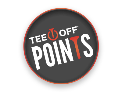 TeeOff Points