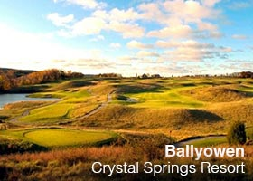 Crystal Springs Resort - Ballyowen
