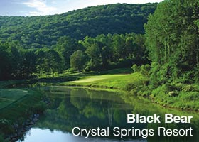 Crystal Springs Resort - Black Bear