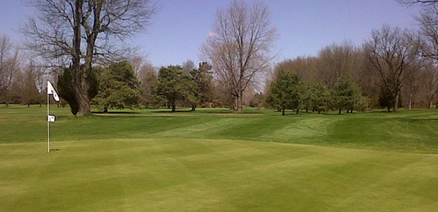 Yankee Springs Golf Course 1