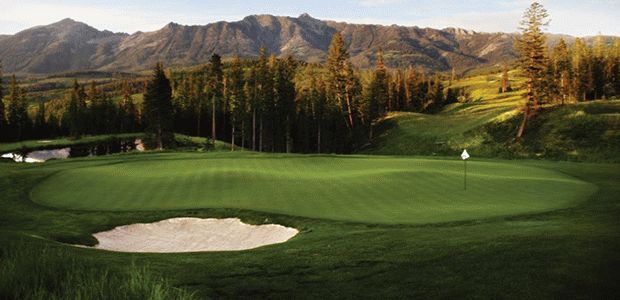 Big Sky, MT Golf Course Tee Times