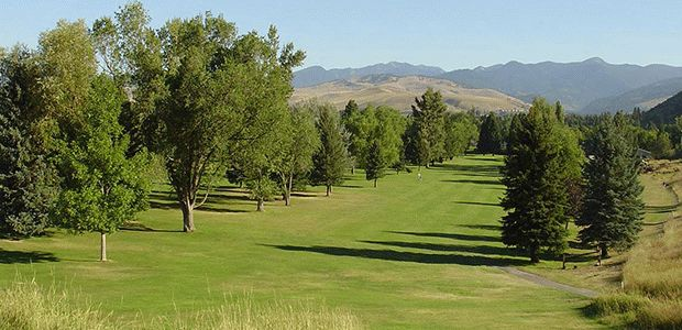 University of Montana Golf Course 0