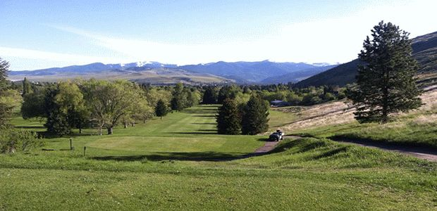University of Montana Golf Course 1