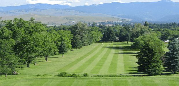 University of Montana Golf Course 2