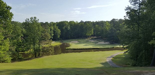 Carolina Trace Country Club - Lake 1