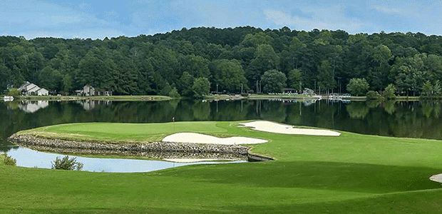 Carolina Trace Country Club - Creek 0
