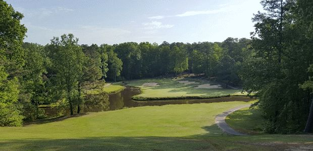 Carolina Trace Country Club - Creek 1