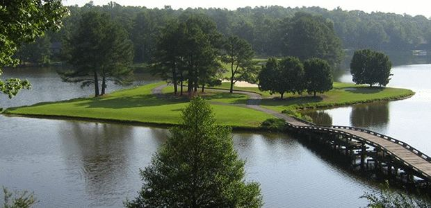 Carolina Trace Country Club - Creek 2