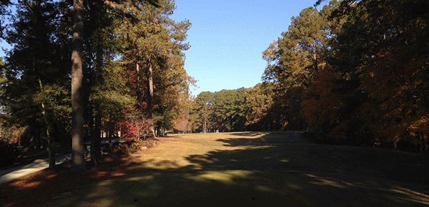 Carolina Trace Country Club - Creek 3