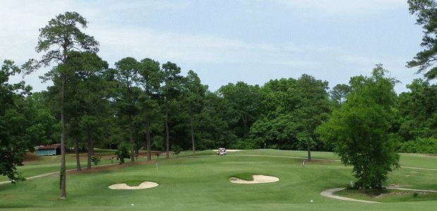 Country Club of Johnston County 1