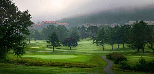 Asheville, NC Golf Course Tee Times