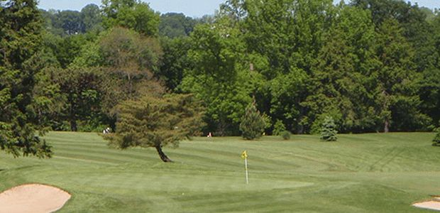 Preakness Valley Golf Course - East 3