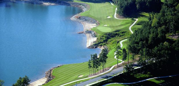 Lanier Islands Legacy Golf Course 1