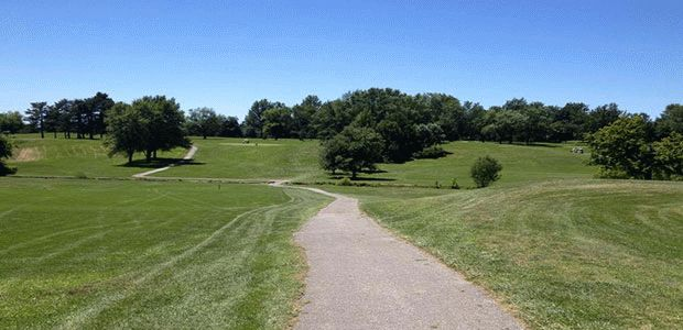 Highland Park Golf Club - Valley (Red) 0