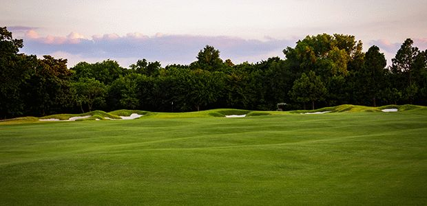Jimmie Austin Golf Club - University of Oklahoma 3
