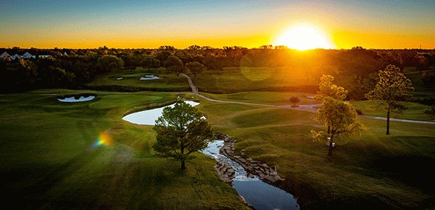 Jimmie Austin Golf Club - University of Oklahoma 4