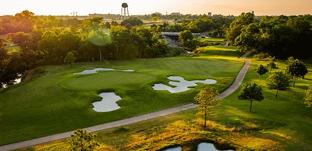 Jimmie Austin Golf Club - University of Oklahoma 5