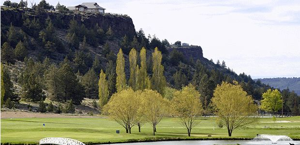 Crooked River Ranch Golf Course 1