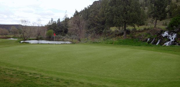 Crooked River Ranch Golf Course 3