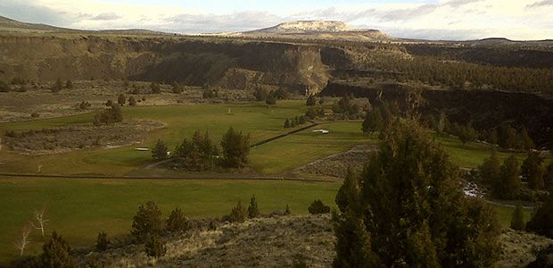 Crooked River Ranch Golf Course 5