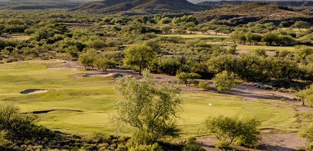 Apache Stronghold Golf Course 0