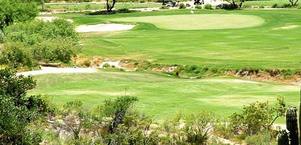Apache Stronghold Golf Course 3