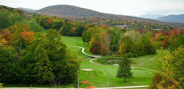 Vermont Golf Course Tee Times