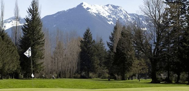 Cascade Golf Course 0