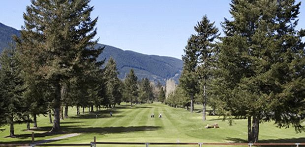 Cascade Golf Course 1