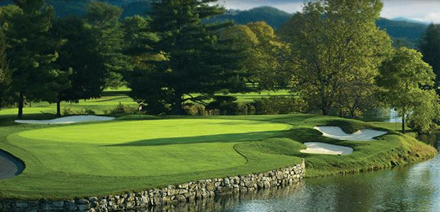 The Greenbrier Resort - Meadows Course 0