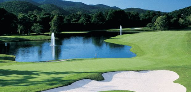 The Greenbrier Resort - Meadows Course 1